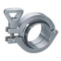 China OEM Stainless Steel Tri Clamp Sanitary Fittings 1.5 SS Ferrules And Gasket - Silicon on sale