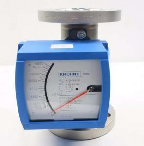 Krohne H250 Metal tube rotameter