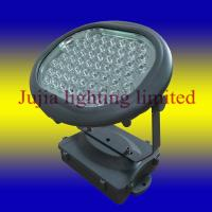 China 56w decorative outdoor dmx rgb led flood light on sale