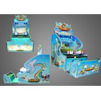 Buy cheap Visual 3D Screen Water Shooting Arcade Video Game Machines For English Version / Edition from Wholesalers