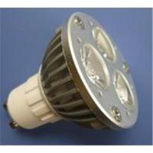 China High power LED GU10 spotlight 3*1W on sale