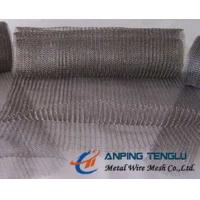 China 90-150 Model Knitted Mesh, With High Collection Efficiency Features factory