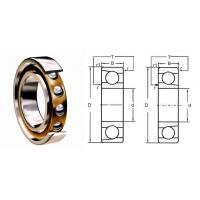 Buy cheap Custom 7420 CBM Steel Ball Bearing C3 - C5 Double Row Bearing from Wholesalers