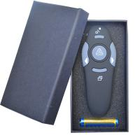 2.4GHz USB Wireless Red Laser Pointer Pen RF Remote Control with AAA battery