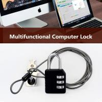 Buy cheap Multi Functional Anti Theft Lock 1.2 M Length For Electronic Products from Wholesalers