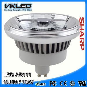 Buy cheap Hot sale AR111 LED GU10 10w 220V 2700K lights from Wholesalers