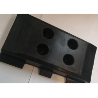 China 155mm Pitch Chain On Rubber Track Pads For Vogele factory