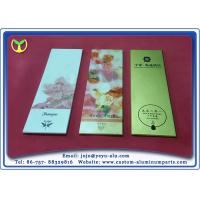 Buy cheap Hotel Guides Signage Profiles custom aluminum manufacturing Color Anodizing And Extruding from Wholesalers