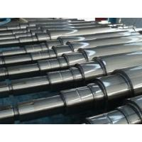 Buy cheap Cold rolling mill Good Quality Big Gear Shaft for Heavy Duty Machines from Wholesalers
