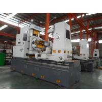 China Metal Processing CNC Gear Hobbing Machine For Hob / Gear Hobber Making 4/5.5kw on sale