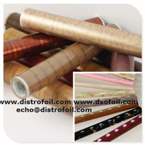 China metallic foils transfer sheets factory