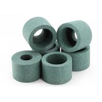 Buy cheap Straight Cup Green Silicon Carbide Grinding Wheel Vitrified Bond Type from Wholesalers
