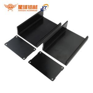China aluminum extrusion housing box cabinet OEM custom electronic enclosure factory
