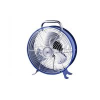 Buy cheap 8 Inch Retro Electric Table Mini Clock Fan Antique 4 Metal Blades CE CB GS from Wholesalers