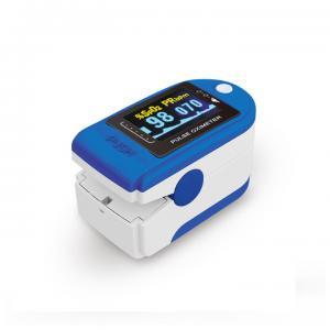 China Lanyard Included Alarm ROHS Blood Oxygen Sensor Finger factory