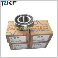 Buy cheap Japan ASAHI B5-16 Bearing Steel Material Rubber Seal Ball Spherical Roller Insert Bearing from Wholesalers