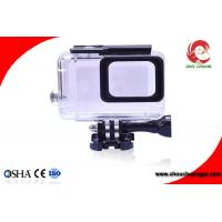 Buy cheap Sports Camera Waterproof Diving Swimming Housing 45M Underwater Crystal Water Proof Cover from Wholesalers