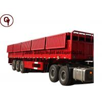 Buy cheap Sinotruk HOWO Made Semi Tractor Trailer Truck with Side Heavy Truck Body Panels from Wholesalers