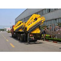 China 14 Ton Lifting Mobile Knuckle Boom Truck Crane SQZ420A factory