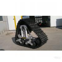 China Rubber track chassis,vehicle rubber track kit,rubber track system, Undercarriage on sale