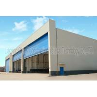 Buy cheap Safety Prefab Stainless Metal construction Hangar Buildings aircraft hangar buildings from Wholesalers