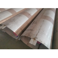 China OD2500mm 310S Stainless Steel Welded Pipe With Bending Welding factory