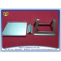 Buy cheap Tablet PC Stand Holder Custom Aluminum Machined Parts For Ipad , Easy Application from Wholesalers
