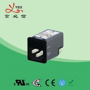 China Yanbixin IEC EMI Power Line Filter For Medical Appliances 10A 120V 250VAC factory