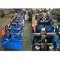 Buy cheap Automatic Type Change Metal Z Purlin Making Machine High Performance from Wholesalers