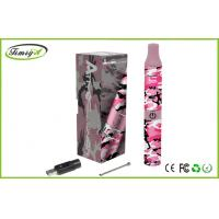 Buy cheap Mini Camo E Cig Atmos Junior Dry Herb Vaporizer Kit With 510 Threading from Wholesalers