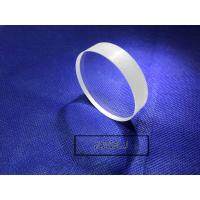 China Al2O3 Single Crystal Sapphire Glass Lens Applied Semiconductor Substrates on sale