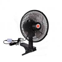 China Plastic Back Guard Automotive Cooling Fans With 2 - Speed Switch factory