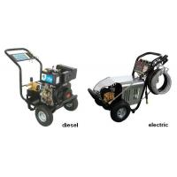 Buy cheap gasoline diesel high pressure car washer outdoor from Wholesalers