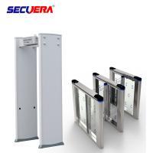 China Secuera 255 Adjustable Sensitivity Door Frame Metal Detector 3 Years Warranty factory