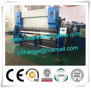 China CNC Bending Machine Amada Design , Hydraulic Press Brake For Stainless Steel Bending factory