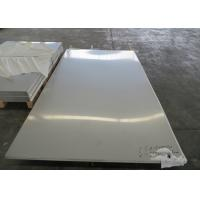 China 200 Series Hot Rolled Steel Sheet 201 202 0.5 - 8.0mm Thickness Available factory