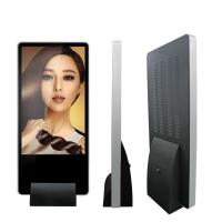 China Ultra Slim All In One Digital Signage , Advertising Playing Vertical Digital Signage Display factory