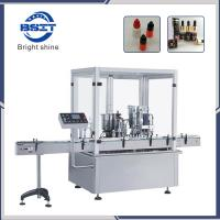 Buy cheap Automatic E Cigarette (E-cig) Eyedrop E-Liquids Oil Filling sealing Machine from Wholesalers