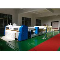 Computer Guided Single Needle Quilting Machine 2.4M With Outsize Rotary Shuttle