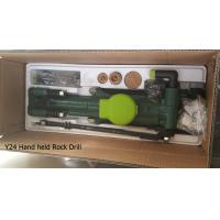 China Y24 Hand Held Rock Drill Little Air Consumption With Excellent Drilling Performance on sale