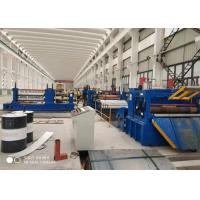 Buy cheap Hot Rolled Steel Hydraulic Material Metal Slitter Machine Pipe Blade Shaft Ф300mm from Wholesalers