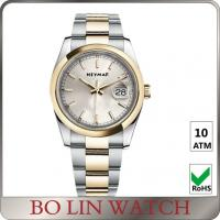 Brushed Sanding Full Stainless Steel Watch Underwater Watches For Womens