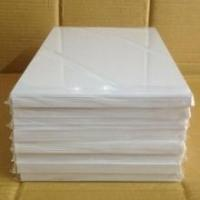 China Digital Photo Printing Large Format Printer Paper Rolls Bright White Surface on sale