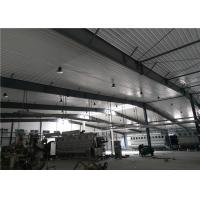 Buy cheap Construction design large span color coated Philippines light steel structure industrial workshop from Wholesalers
