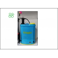 China Blue PE 16L Knapsack Electric Sprayer factory