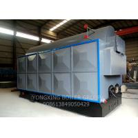 Buy cheap Manufacturer Supplier high quality wood pellet steam boiler and biomass steam boiler for wholesale from Wholesalers