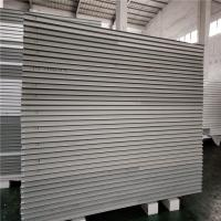 China waterproof expanded polystyrene sandwich panel 5500x1150x50mm for construction site factory