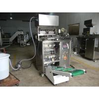 Buy cheap 8 Lines Sauce Vertical Packing Machine Full Automatic For Making Four Sides Sealing Bag from Wholesalers