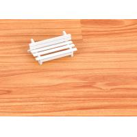Buy cheap Anti - Bacteria WPC Vinyl Flooring , Residential 3.5mm Wood Plastic Composite Tiles from Wholesalers