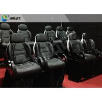 China 12-40 People 9D Movie Theater 9D Cinema Equipment With Electric System factory
